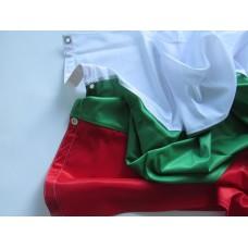 Българско знаме, 90 x 150 см, с капси
