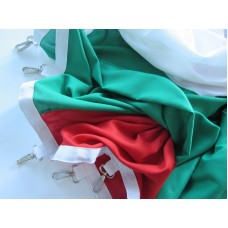 Българско знаме, 90 х 150 см, с карабинки