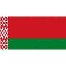 Знаме на Беларус, размер 90 х 150 см