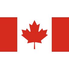 Знаме на Канада, размер 90 х 150 см