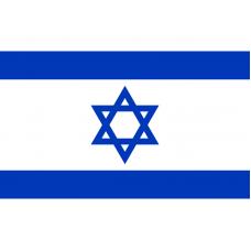 Знаме на Израел, размер 90 х 150 см