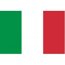 Знаме на Италия, размер 90 х 150 см