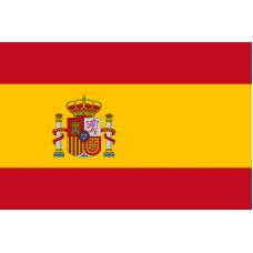 Знаме на Испания, размер 90 х 150 см