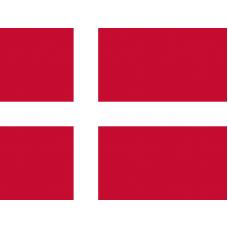 Знаме на Дания, размер 90 х 150 см
