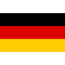 Знаме на Германия, размер 90 x 150 см