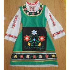 Детска фолклорна носия за момиче