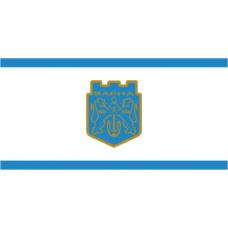 Знаме на Община Варна, 90 х 150 см