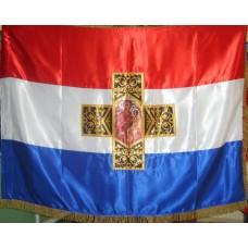 Луксозно Самарско знаме, размер 90 x 140 см