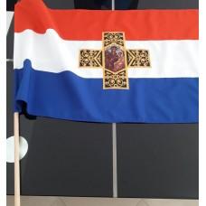 Самарско знаме, размер 50 x 80 см, с пръчка