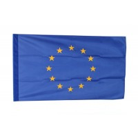 Знаме на Европейски съюз, 90 x 150 см, за външна употреба